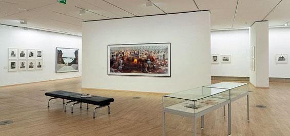 Boris Becker Hochbunker Photographien von Architekturen und Artefakten