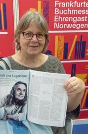 Übersetzerin Gabriele Haefs