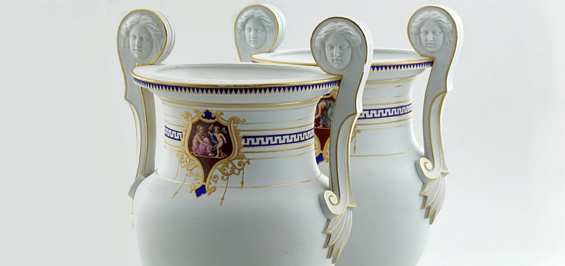 Königliche Geschenke Porzellan und Rembrandt in der Staatlichen Kunstsammlung Schwerin