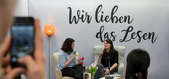 Leipziger Buchmesse 2019 – Drei Tage in der Welt der Bücher