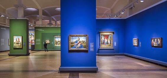 Mantegna und Bellini Meister der Renaissance Foto David von Becker