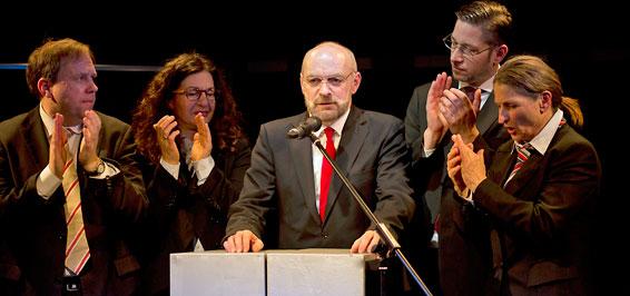 Privattheatertage 2019 Die Schulz-Story Oder wie verzwerge ich mich selbst