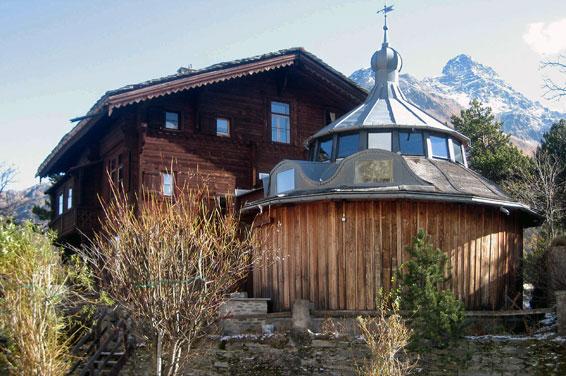 Atelierhaus Maloja