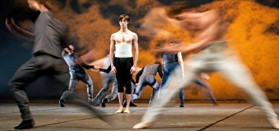 45 Hamburger Ballett-Tage Shakespeare Sonette