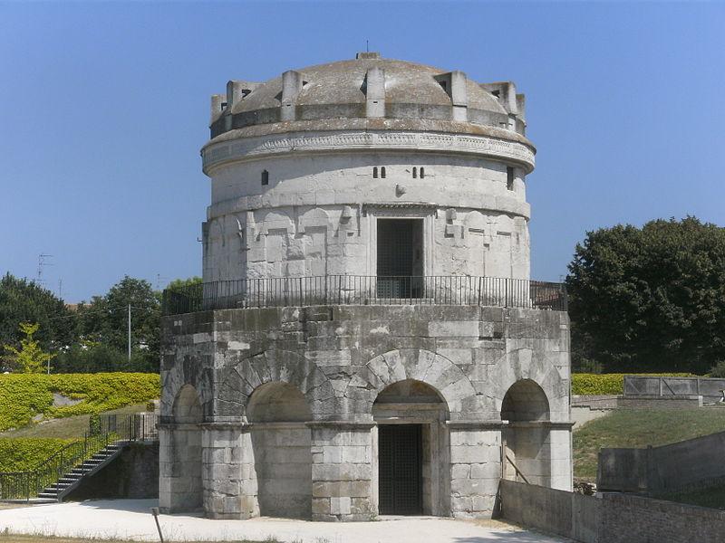 Theoderich Mauloleum Ravenna