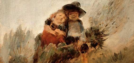 Herzenssache. Wilhelm Busch malt. Ernst Barlach Haus, Hamburg