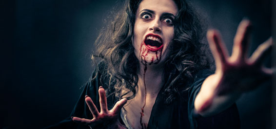 Halloween Opern-Slam im Opernloft Altona Foto Inken Rahardt