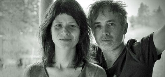Eoin Moore und Anika Wangard eine Begegnung