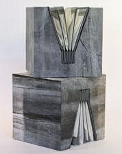 Buchwerk Sigrid Vollmer, cubus 1 und 2
