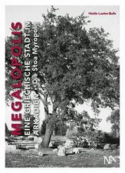 Megalopolis, Buchumschlag NA Verlag