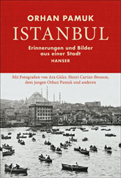 Orhan Pamuk Istanbul COVER