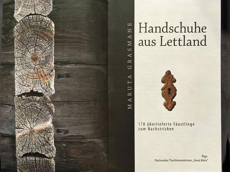 100 Jahre Lettland: Handschuh-Daumen hoch