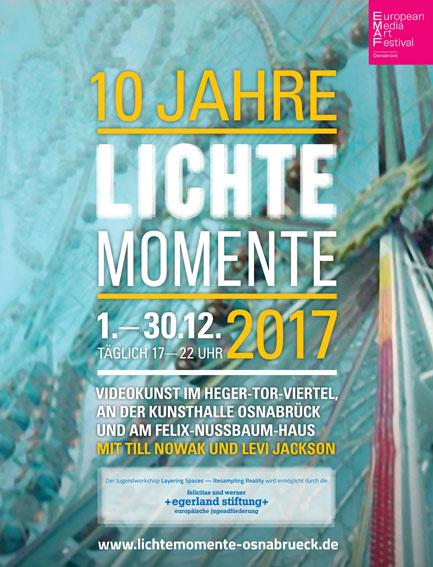 Lichte Momente 10 jahre lichte momente 2017 outdoor videoprojektionen in osnabrück
