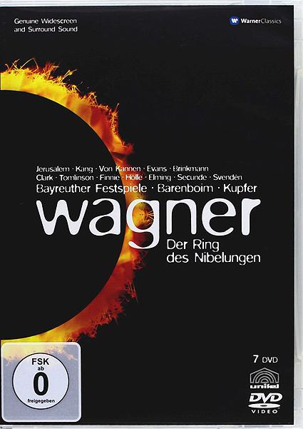 Wagner Sehen Und Horen Dvd Empfehlungen Ii
