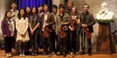 7. Internationaler Violin-Wettbewerb Hannover: Die 12 Semifinalisten wurden ausgewählt