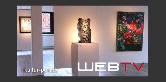 WebTV add art Hamburg 2013