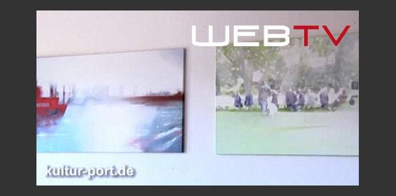 WebTV Filmemacher und Maler Hieronymus Proske