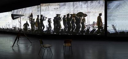 William Kentridge. Why Should I Hesitate: Putting Drawings to Work